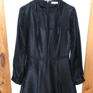 & Other Stories Black dress size 6